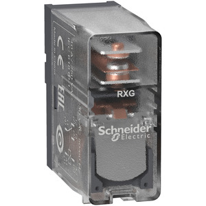 RXG15F7 1CO 10A RELAY CLEAR 120VAC