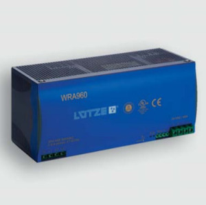 Lutze 722806 3-Phase Power Supply, WRA960-24