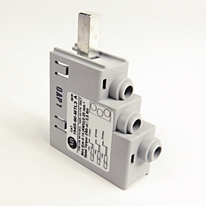 Allen-Bradley 194R-60-MTL3 Terminal Lugs, for 194R-J60, H30, H60, Load Side Only, Multi-Tap