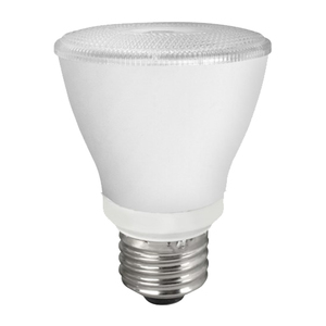 TCP LED8P20D27KNFL LED Lamp, Dimmable, PAR20, 8W, 120V, NFL25