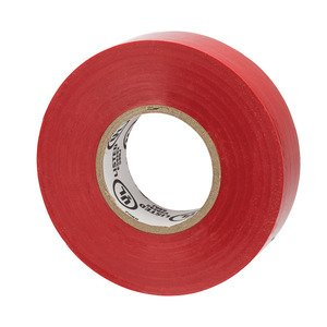 NSI Tork WW-732-2 WarriorWrap 7mil Premium Vinyl Electrical Tape Red