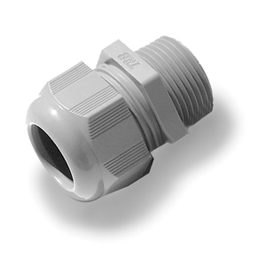 "CC-NPT-1-G 1"" CABLE GLAND GRAY"