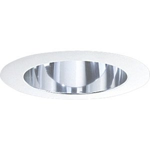"Progress Lighting P8368-21A 5"" CLEAR SHALLOW *** Discontinued ***"