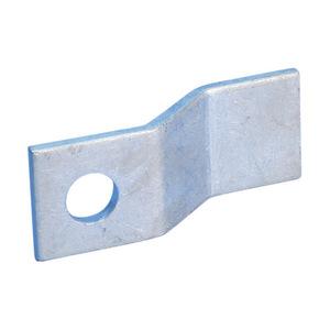 nVent Erico B101CEOL Lug,cu,1/8 X 1 W/1-7/16 Hole,offset,pkg
