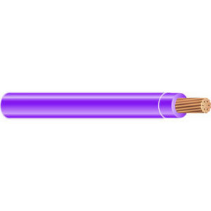 Multiple XHHW4STRPUR1000RL 4 AWG XHHW Stranded Copper, Purple, 1000'