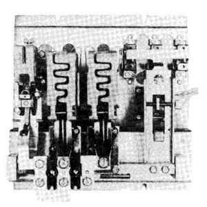 Parts Super Center IC2812B107DA3 Motor Field Contactor, 3 NO/NC Contacts, 220/230 VAC Coil, IC2812