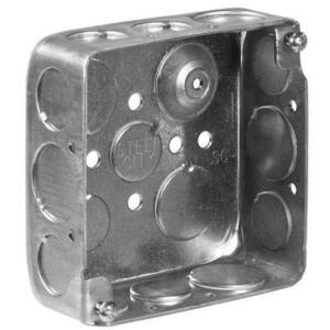 Steel City 521511234GB SQ OLET BOX