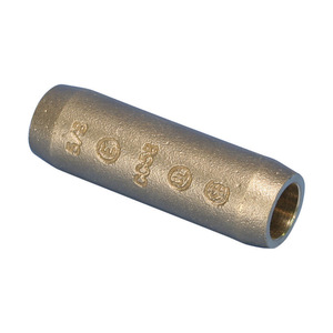 "nVent Erico CC58 5/8"" Silicon Bronze Ground Rod Coupler"