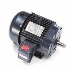 Marathon Motors GT1008A Motor, TEFC, 2HP, 1.5kW, 6.0/3.0A, 1182RPM, 184T, 208-230/460VAC