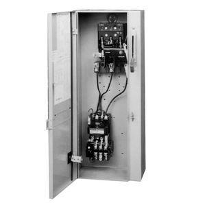 GE CR308BT94R33DALTA Pump Panel, Size 0, 480/120VAC, CPT, Disconnect, Class R Fuse, 30A