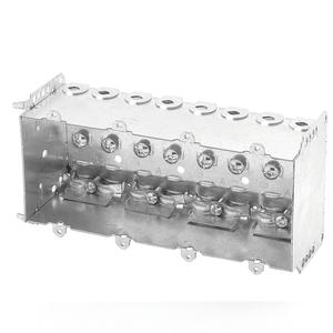 BC2104LLE4    BOX 2 1/2IN DEEP 4 GANG