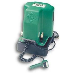 Greenlee 980 Hydraulic Pump