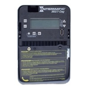 Intermatic ET2715C Electronic Control Timer, 7-Day