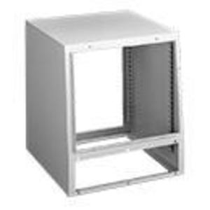 nVent Hoffman PST5A66 Sloped Top, Accessory Front, 20x24x24
