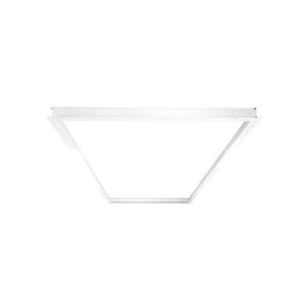 RAB RMKPANEL2X4 Recessed Mounting Kit for LED Panel, 2x4, White