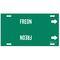 4061-F 4061-F FREON GRN/WHT STY F