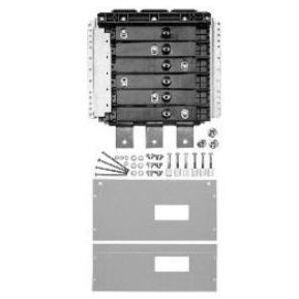 GE TQ2DPK Panel Board, Mounting Hardware, CU Straps, Main Bus Dual Mounted
