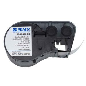 Brady M-92-428-BB BRA M-92-428-BB MSERIES B428 SLV
