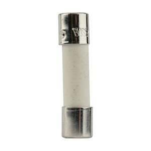 Eaton/Bussmann Series S501-2-R 2 Amp Fast-Acting Ceramic Fuse, 5mm x 20mm, 250V, RoHS, Limited Quantities Available