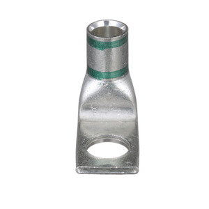 Panduit LCAX1-12F-X Copper Compression Lug, 1 Hole, #1 AWG F
