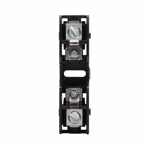 Eaton/Bussmann Series BCM603-1C Fuse Block, 1P, 30A, 600V AC/DC, Class CC, Box Lug, 200kAIC