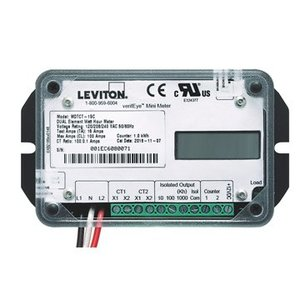 Leviton MSTCT-2NC SING MM 0.1KWH 200A NO