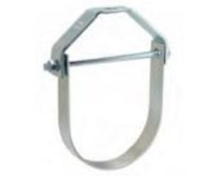 Eaton B-Line B3100-10SS4 Pipe Hanger, Clevis Type, 10""