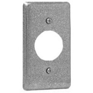 Cooper Crouse-Hinds TP612 UTIL BOX SING REC CVR
