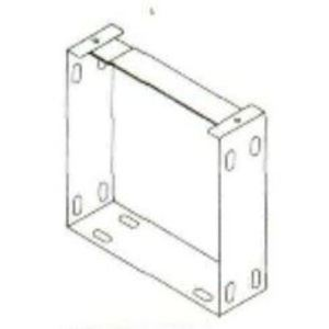 Austin Electrical Enclosures AB-66UC AUS AB-66UC 6X6 U-CONNECTER N1
