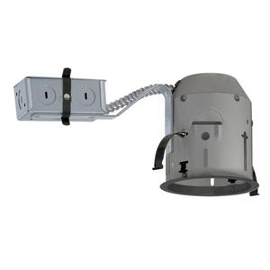 "Juno Lighting TC1R Miniature Universal TC Remodel Housing, Non-IC, 4"""