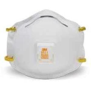 3M 8511PA1-2A-PS *Not Available* Sanding & Fiberglass Valved Respirator
