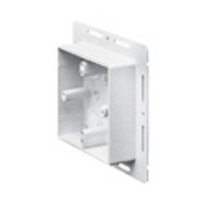 "Arlington 8091FB Sliding Box Kit, 1-Gang, Depth: 1.625"", Non-Metallic"