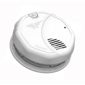 BRK-First Alert SA320B Smoke Alarm, Battery, Silence & Latching Features