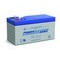 Power-Sonic PS-1212 Rechargeable Sealed Lead Acid Battery, 12V 1.4Ah