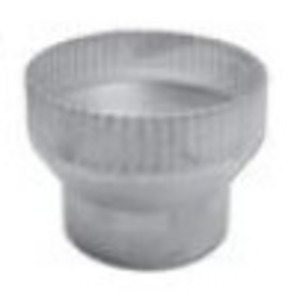 "Lambro 251 Aluminum Reducer, 4"" to 3"""