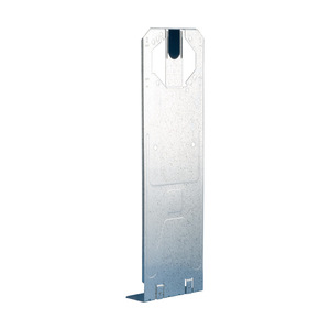 """nVent Caddy FMBS18 Floor Mount Box Support, Height: 18-1/2"""", Steel"""