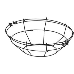 Hubbell - Lighting WG14 ACCESS WIRE GUARD 14IN