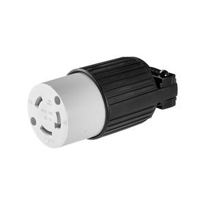 Eaton Wiring Devices L630C CONN 30A 125V 2P3W LKG BW