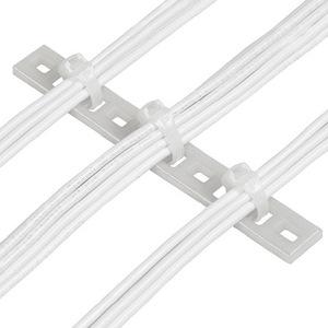 Panduit MTP5H-E10-C Multiple Tie Plate, 5 Bundle, M-H Ties,
