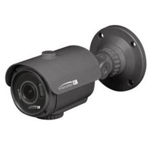 Speco Technologies HTINTB8GK 1000 TVL GLACIER SERIES WEATHER RESISTANT INTENSIFIER K BULLET CAMERA 2.8-12MM AI VF LENS DARK GREY HOUSING