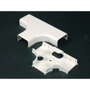 Wiremold 2915FO NM TEE FO/CAT5 2900 IVORY