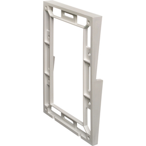 Arlington DBHR141 Weatherproof-In-Use Box, 1-Gang, Recessed, Horizontal, Non-Metallic