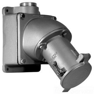 Appleton ADJA20034-200 Pin & Sleeve Receptacle with AJA Mounting Box