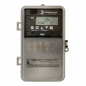 Intermatic ET1105CPD82 Electronic Time Switch, 24 Hour