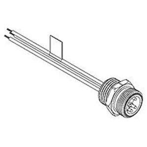 Woodhead 1R5006A20A1201 Mc 5p Mr 12in 16/1 Pvc Ss