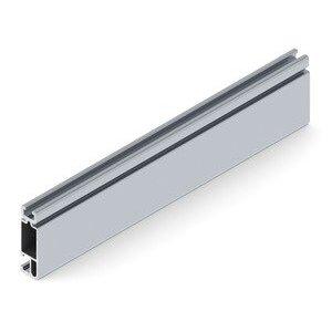 """UniRac 310168C-B SolarMount Rail 168"""" Clear 8 pack"""