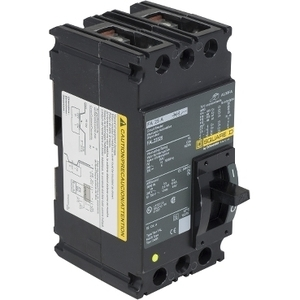Square D FAL22025 MOLDED CASE CIRCUIT BREAKER 240V 25A *** Discontinued ***