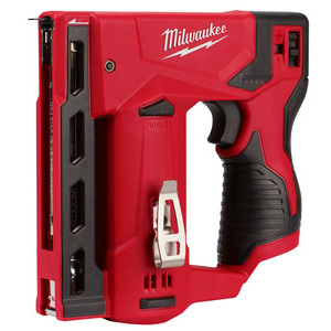 "Milwaukee 2447-20 M12™ 3/8"" Crown Stapler (Bare Tool)"