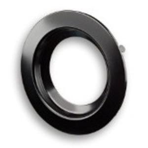 "SYLVANIA RT56TRIMBLK Black Trim Ring for 5"" & 6"" Frames"