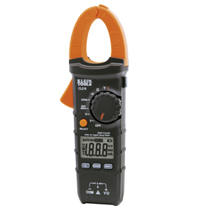 Klein CL210 400A, 600V AC/DC Clamp Meter with Temp